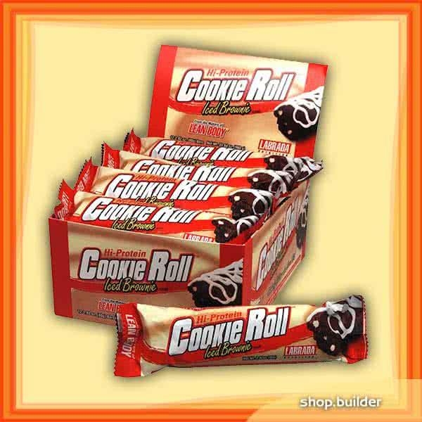 Labrada Nutrition Cookie Roll 12x80 g