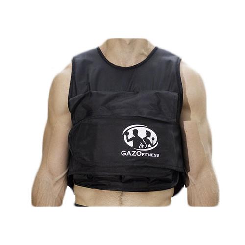 Gazo Fitness Adjustable Weight Vest 5kg pcs