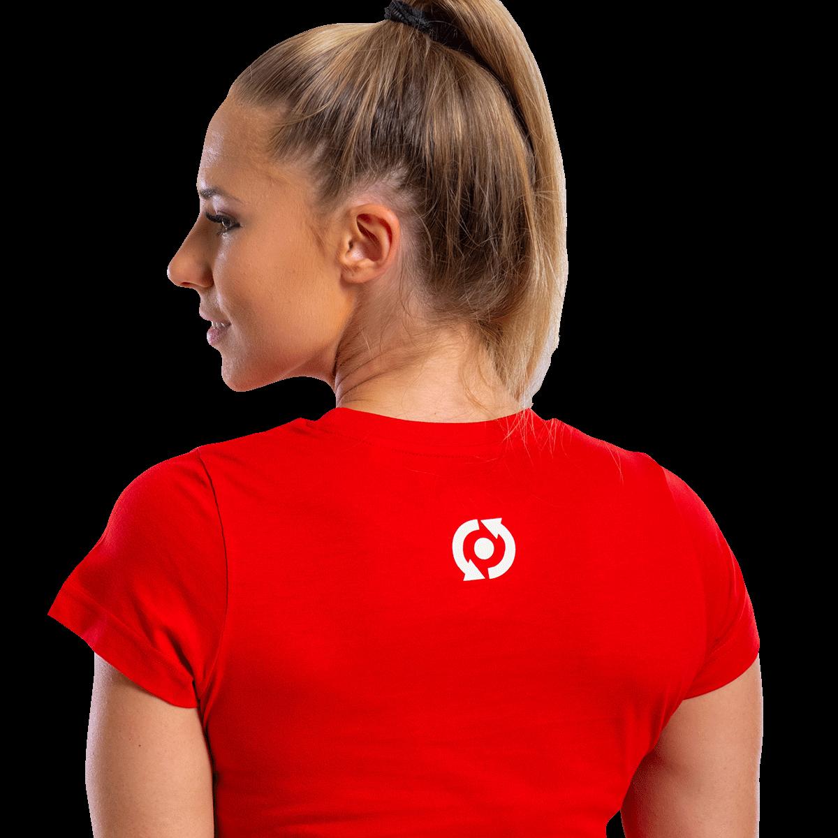 Scitec Nutrition Basic Scitec Nutrition Womens T-Shirt