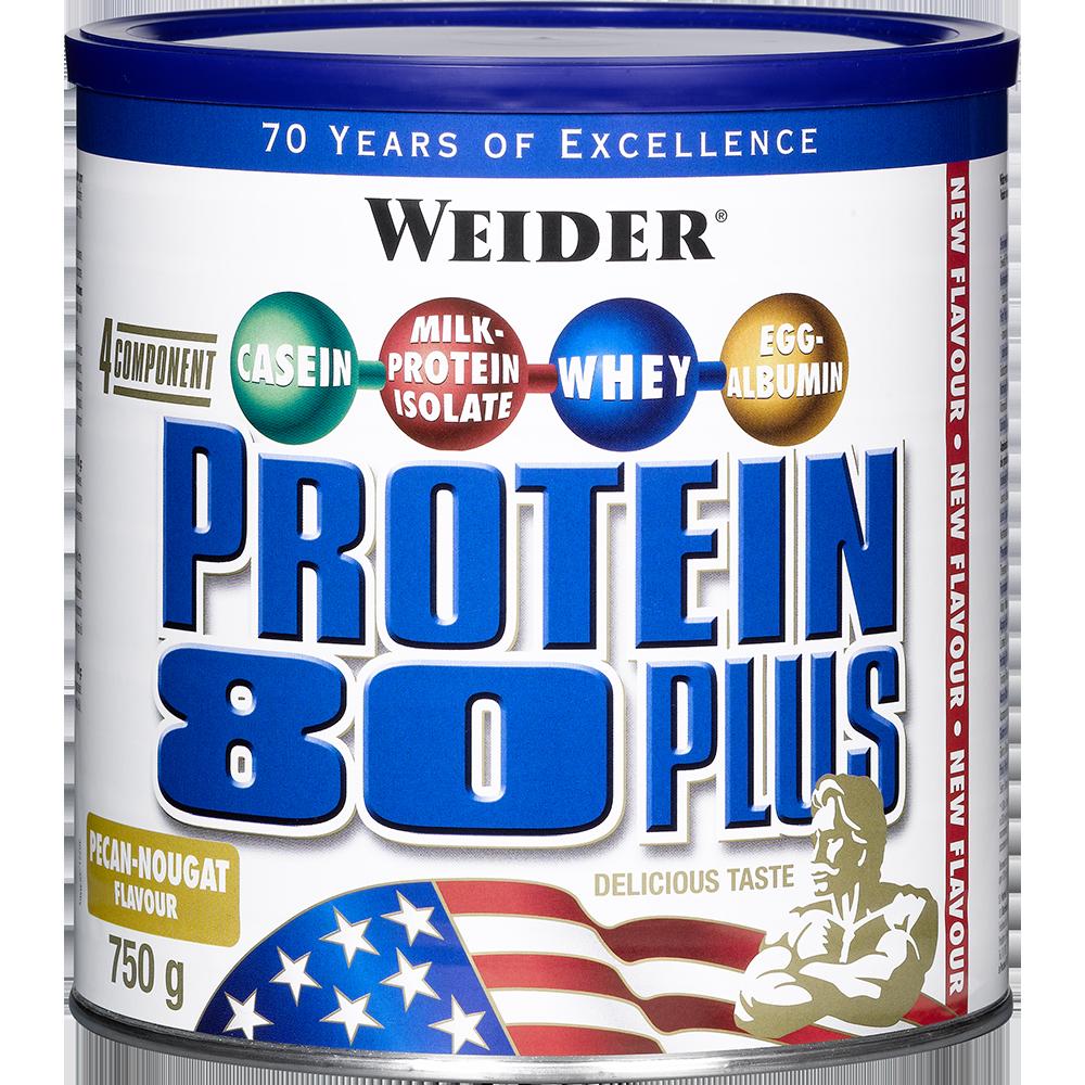 Weider Nutrition Protein 80+ 0,75 kg