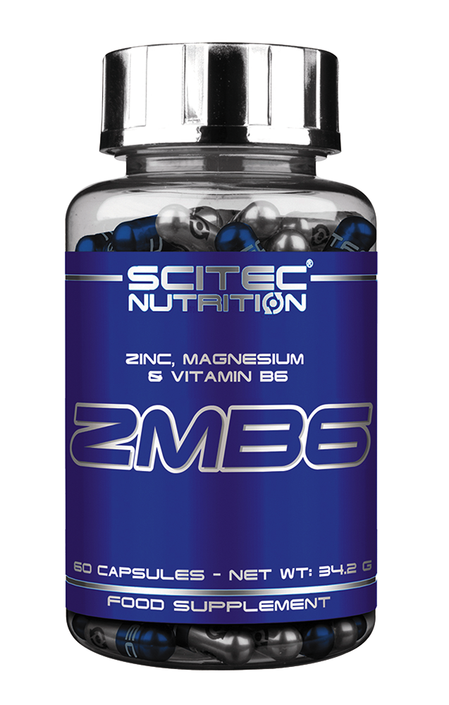 Scitec Nutrition ZMB6 60 caps
